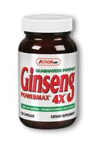 Picture of Action Ginseng 4x