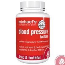Picture of Blood Pressure Factors